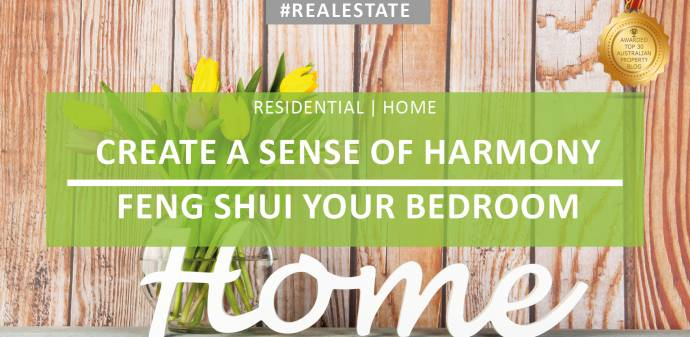 Create a sense of harmony in your bedroom with Feng Shui