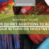 4 quirky additions to boost your return on investment