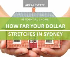 How far does your dollar stretch in the Sydney property market?