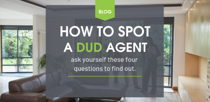 How To Spot A Dud Agent