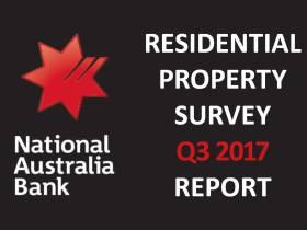 NAB Residential Property Survey Q3 2017 Report