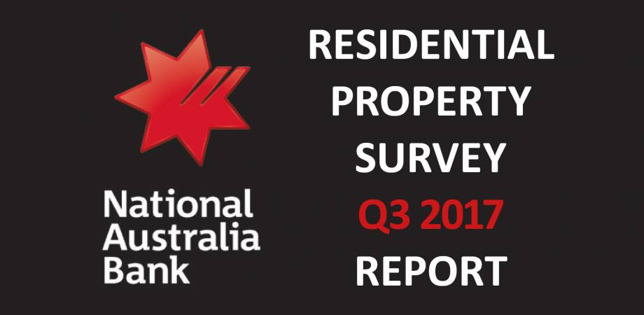 NAB Residential Property Survey Q3 2017 Report