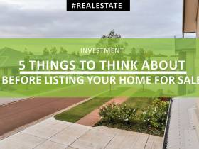 Think you're ready to list your home? Five things to think about first.