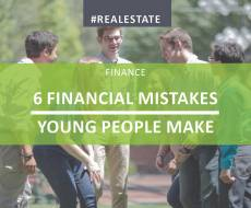 6 Financial Mistakes Young People Make