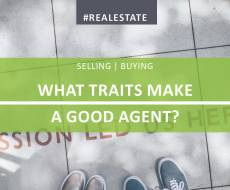 What Traits Make a Good Agent?