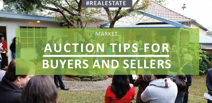 Auction Tips for Buyers & Sellers