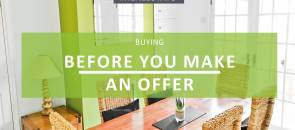 Before You Make an Offer