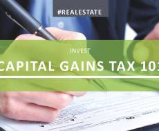 Capital Gains Tax 101