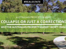 Collapse or Just a Correction? Why the Australian Property Market Won't Crash
