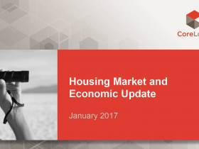 Corelogic Monthly Housing & Economic Chart Pack - January 2017