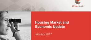 Corelogic Monthly Housing & Economic Chart Pack - January 2017