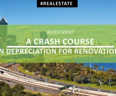 Know your rights! Crash course in depreciation for renovations