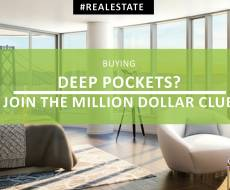 Deep pockets? Join the million-dollar club