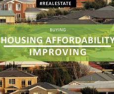 Good News! Housing Affordability Improving