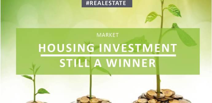 Total Returns Reveal Housing Investment is Still a Winner