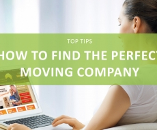 How To Find The Perfect Moving Company