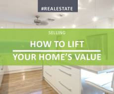 How To Lift Your Home's Value