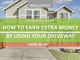GUEST BLOG: How to Earn Extra Money From Your Unused Driveway