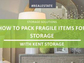 How To Pack Fragile Items For Storage