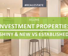 Investment Properties - New vs Established