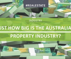Just How Big Is The Australian Property Industry?