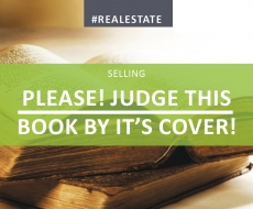 Looking for an agent? Please DO Judge this Book By Its Cover!