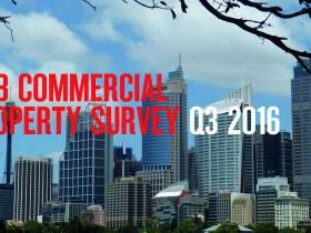 NAB COMMERCIAL PROPERTY SURVEY - Q3 2016