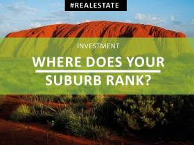 National - Where does your suburb rank?