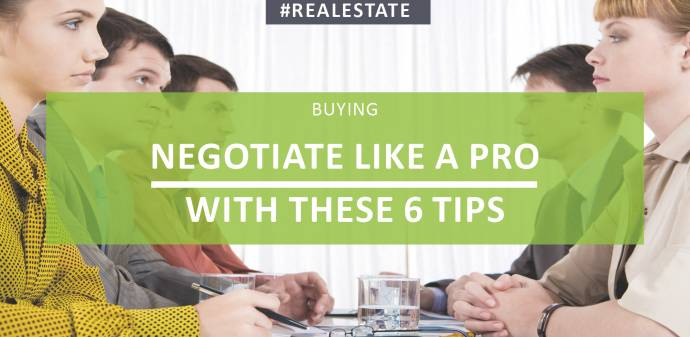 Negotiate Like A Pro With These Six Tips
