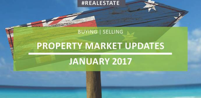 Property Market Updates - January 2017