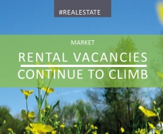 Rental vacancies continue to climb