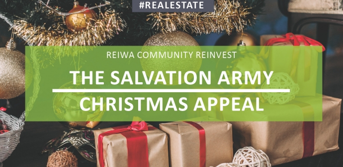 The Salvation Army Christmas Appeal