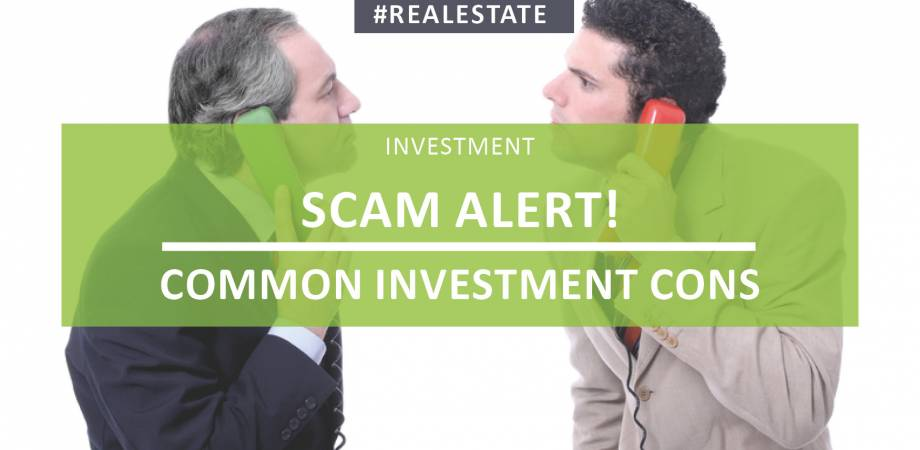 Scam Alert! Common Investment Cons
