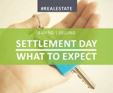 Settlement Day - What to Expect