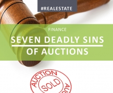 Seven Deadly Sins of Auctions