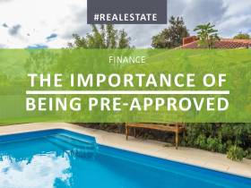 The Importance of Being Pre-Approved
