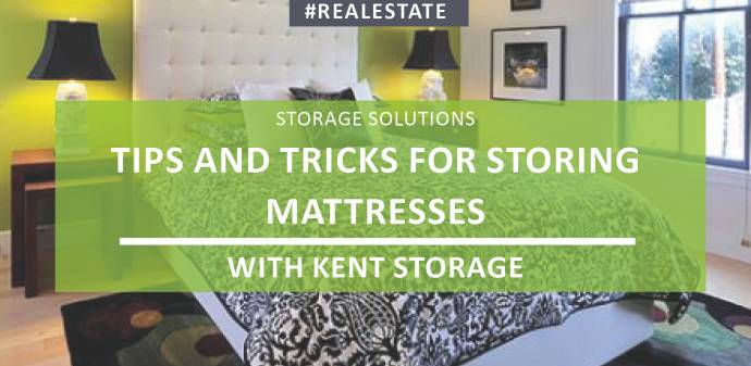 Tips and Tricks for Storing Mattresses