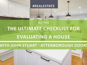 The Ultimate Checklist for Evaluating A House