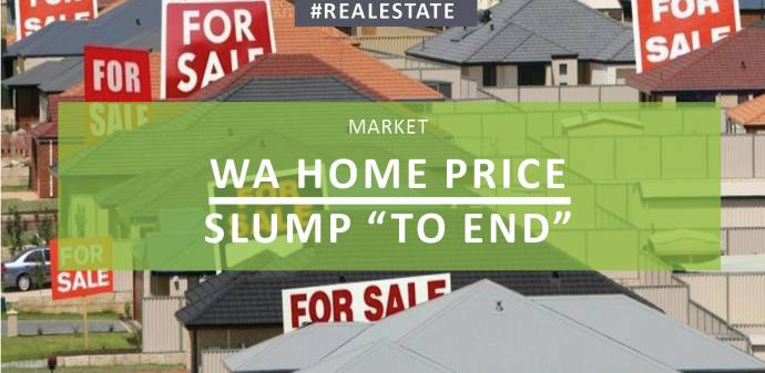 WA Home Price Slump