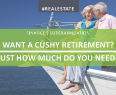 Want A Cushy Retirement? Just How Much Do You Need?