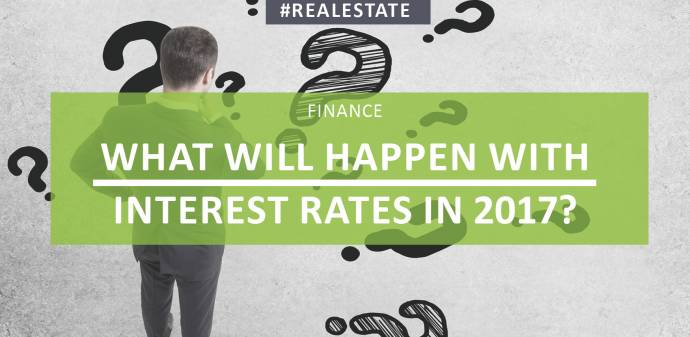 What will happen with interest rates in 2017?