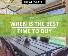 The million-dollar question – when's the best time to buy?