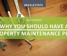 Why You Should Have a Property Maintenance Plan