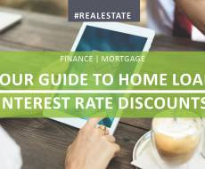 Your Guide To Home Loan Interest Rate Discounts