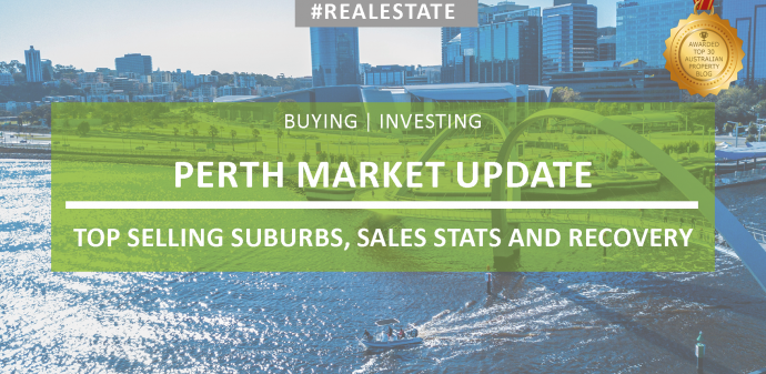 Perth market update: top selling suburbs, sales statistics and recovery