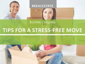 Tips to take the stress out of moving house