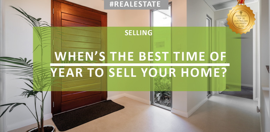 When is the Best and Worst Times of Year To Sell?