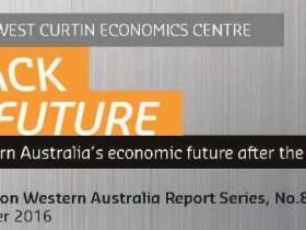 Back to the future: Western Australia's economic future after the boom