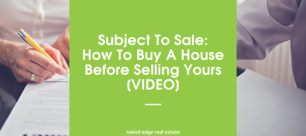Subject to sale