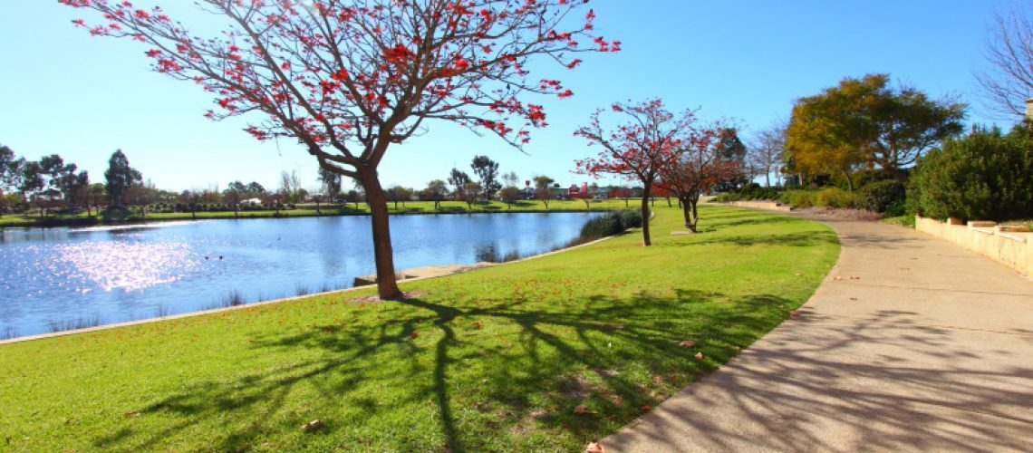 Ranford Lake & Walk Paths_high def_Canning Vale